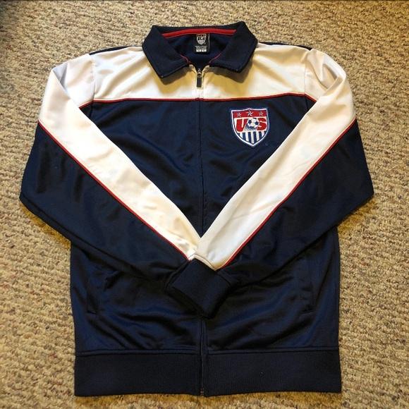 US Soccer Other - USA Soccer Jacket